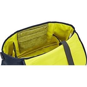 Croozer Schiebebügeltasche für alle Kid Plus / Kid Kinder night blue/lemon green